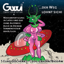 GUWI - Enjoy Your Fetish