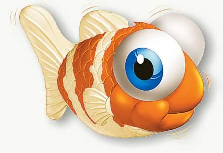 Fishie Big Teaz Toys