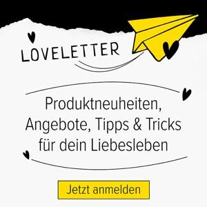 Loveletter   Produktneuheiten, Angebote, Tipps & Tricks für dein Liebesleben