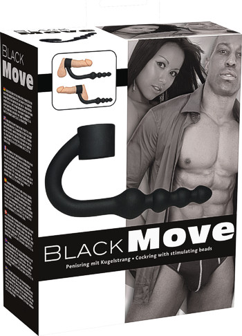 Black Move - 4 Kugeln und ein Ring voller Freude