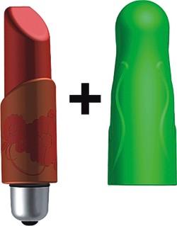 Ein JOYDIVISION Lippenstift ganz Ladylike im Lovetoytest