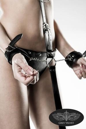 Ist das Bondage-Set von Grey Velvet für Einsteiger geeignet