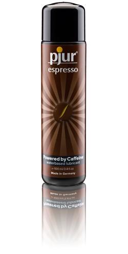 pjur espresso im Test auf my-Lovetoy