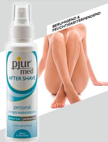 pjur After Shave - Die ideale Pflege für die Intimrasur