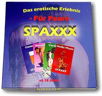 Spaxxx das erotische Erlebnis für Paare im Lovetoytest