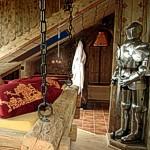Das Romantik Resort Waldesruh bietet Paaren heiße Nächte in 7 Themensuiten