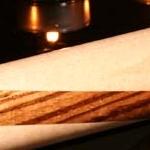 Ein Vibrator aus Holz - Edelholzvibrator macht es möglich!