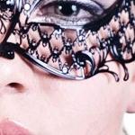 Venezianische Masken für geheimnisvolle Spiele