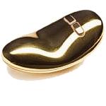 Yva - Auflagen Vibrator aus Gold