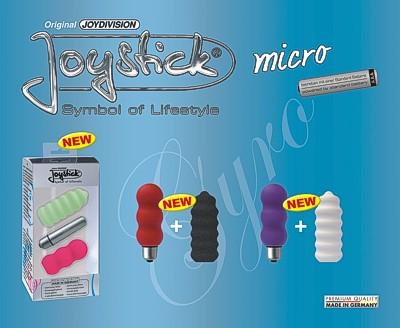 Vibrator Joystick microSet von JOYDIVISION