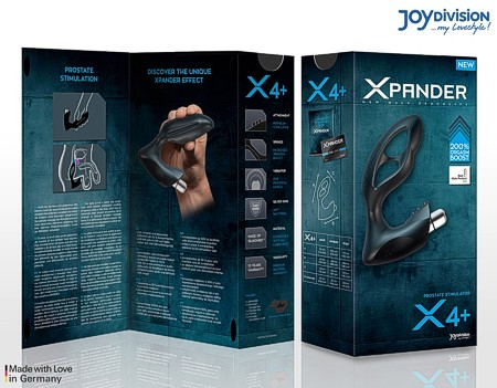 Xpander im Test auf my-Lovetoy