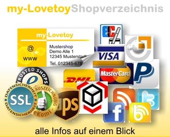 Preisvergleich Information - Jetzt Online suchen und vergleichen auf my-Lovetoy