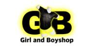 Logo Girl and Boyshop