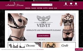 Screenshot Andalous Dessous