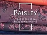 Fesseln mit Paisleymuster