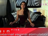 SINFIVE vaginal stimulation